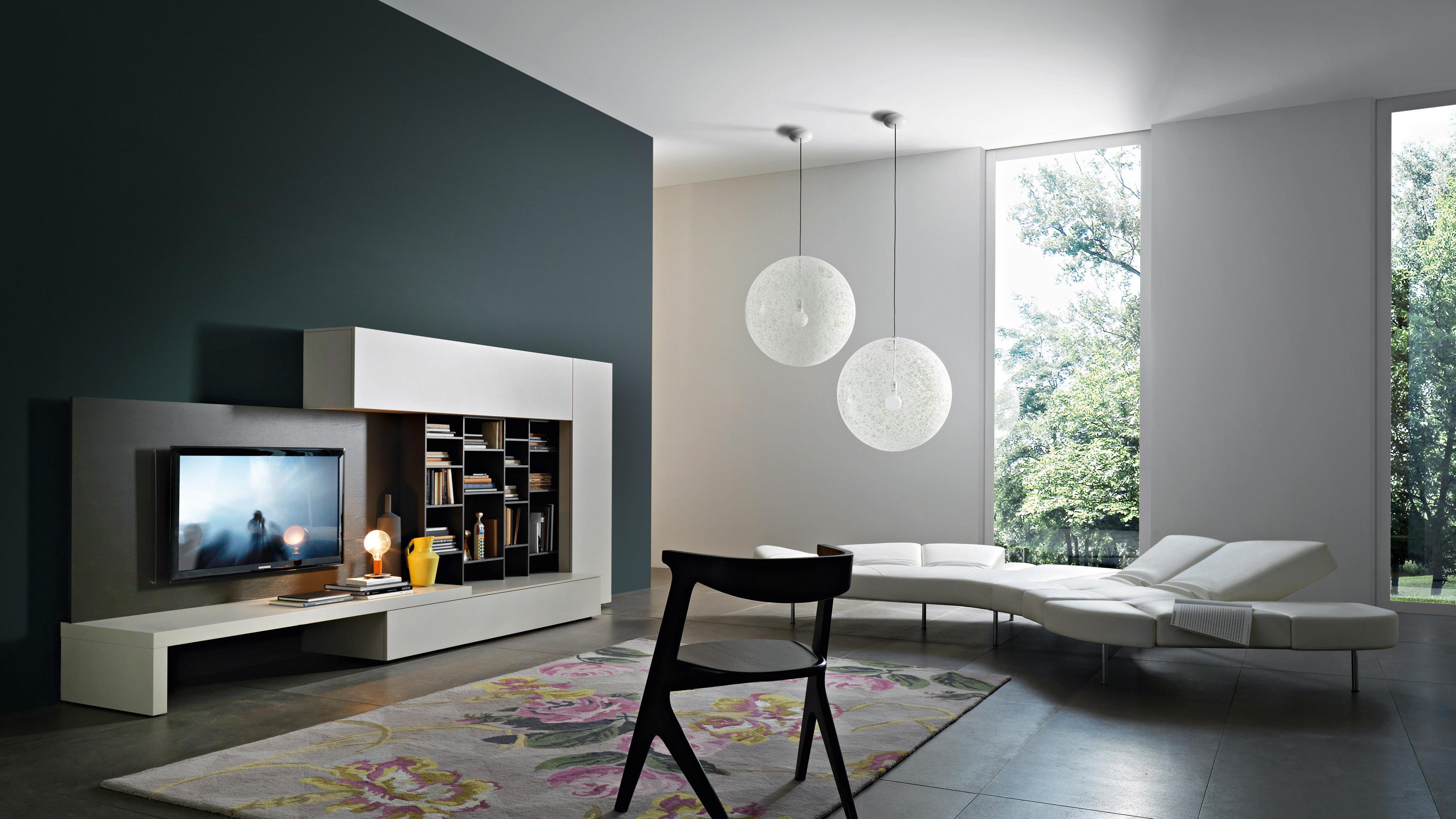 sangiacomo living system. Black Bedroom Furniture Sets. Home Design Ideas