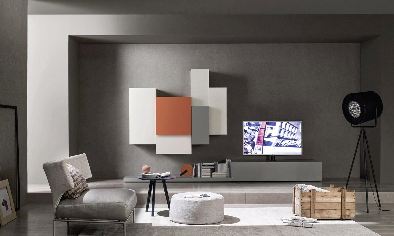 Sangiacomo for Mobili soggiorno moderni