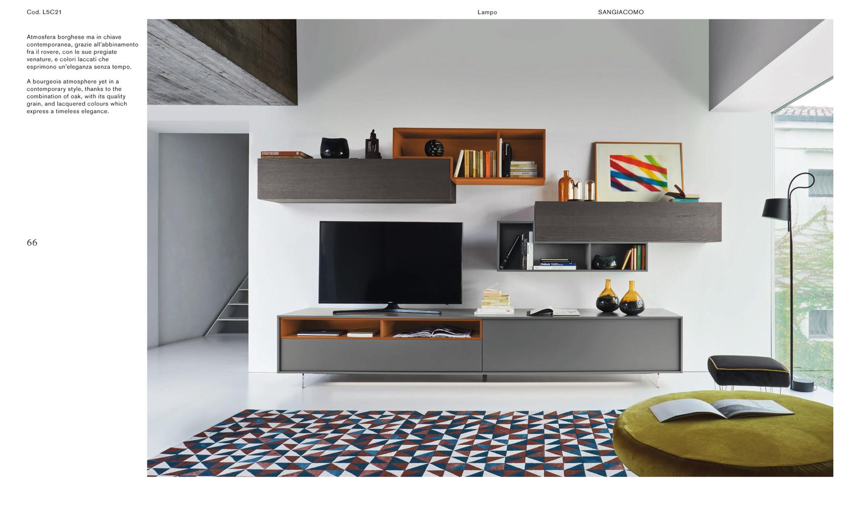 Emejing san giacomo mobili soggiorno ideas idee for Carta soggiorno illimitata