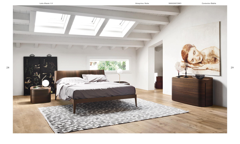 Emejing camera da letto san giacomo pictures for San giacomo arredamenti catalogo